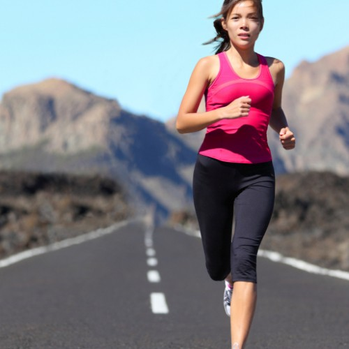 Learn to love running.
