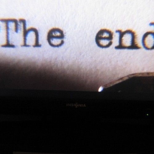 Love. The end.