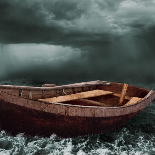 """""""Give me shelter from the storm""""  – Searching for a home during divorce."""