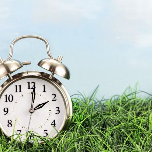 Spring Forward, Don't Look Back!