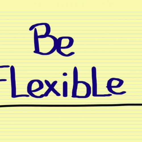 The Importance of Planning and Being Flexible