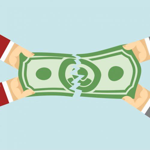 Dividing Assets Not Listed in Divorce Decree