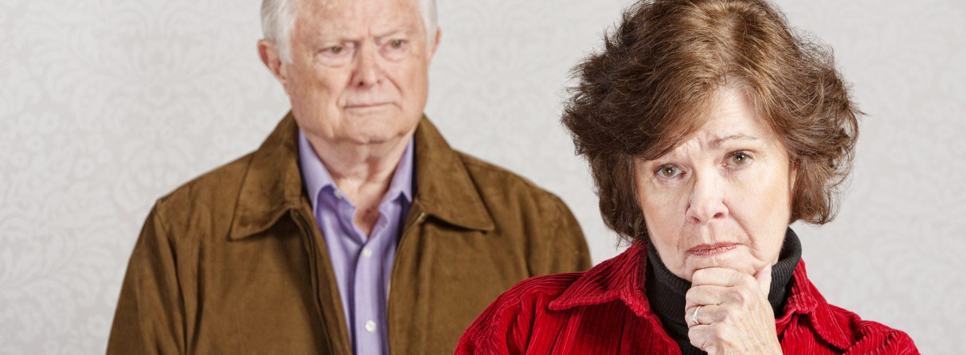 Four Ways Divorce Affects Older Couples